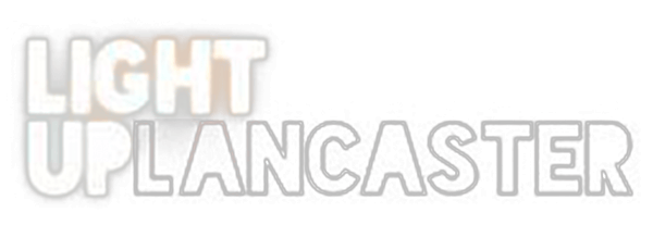 Light Up Lancaster logo