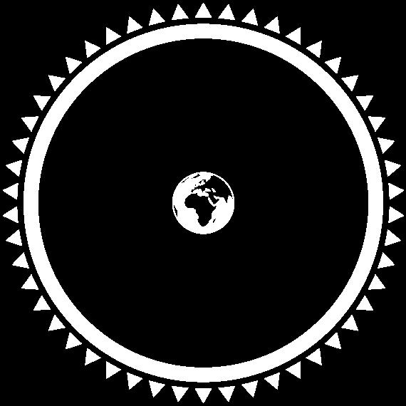 Sun scale icon