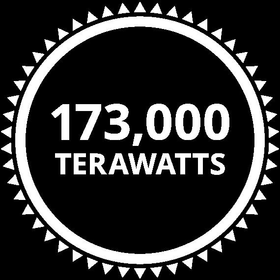 Terawatt icon